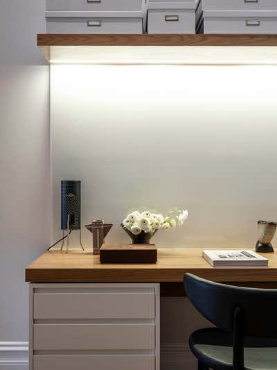 Contemporary Office and Study. Paddington Residence by More Than Space.