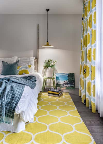 Industrial Bedroom. Hillsdale by Sheree Stuart Design.