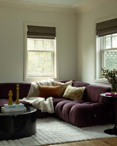 British Colonial Living Room. Circle House by Susannah Holmberg Studios.