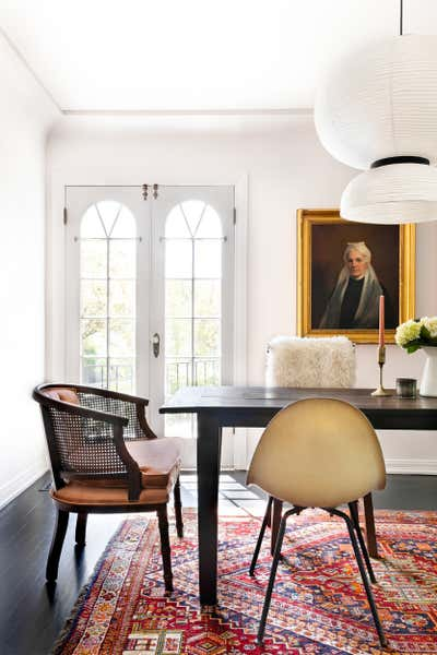 Arts and Crafts Dining Room. Hill House by Susannah Holmberg Studios.