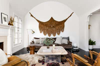 Arts and Crafts Living Room. Hill House by Susannah Holmberg Studios.