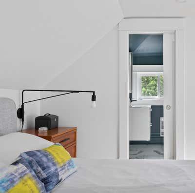 Contemporary Bedroom. Attic Ensuite Escape by Delicate Steel.