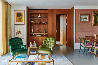 Mid-Century Modern Open Plan. Gasholders by Woolf Interior Architecture & Design.