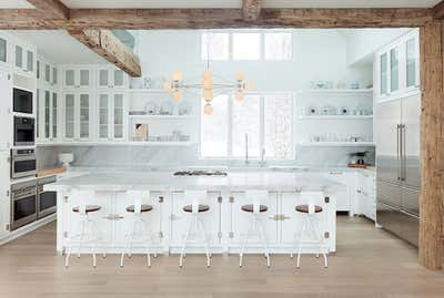 Modern Kitchen. Rochester Home  by The Brooklyn Home Co..