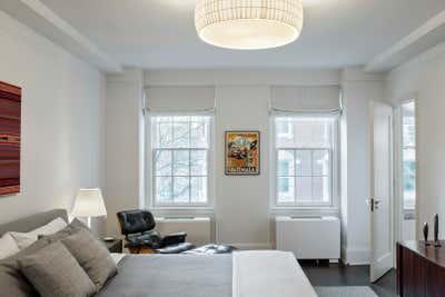 Scandinavian Bedroom. RSD Apartment by Fink & Platt Architects LLC.
