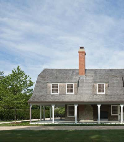 Country Exterior. EH House by Fink & Platt Architects LLC.