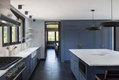 Country Kitchen. EH House by Fink & Platt Architects LLC.