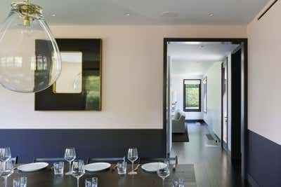Country Dining Room. EH House by Fink & Platt Architects LLC.