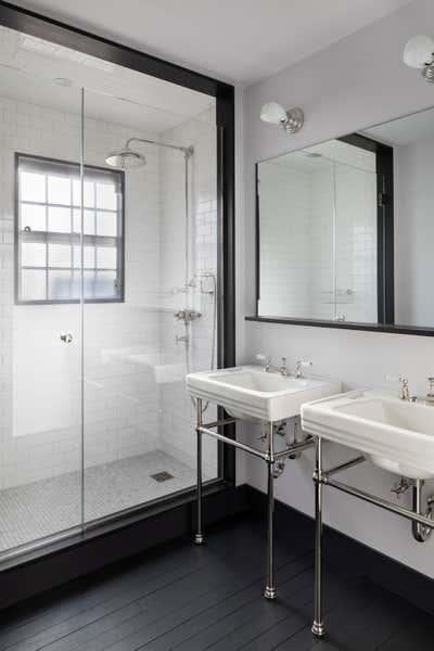 Country Bathroom. EH House by Fink & Platt Architects LLC.