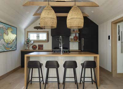 Beach Style Kitchen. Montauk by The Brooklyn Home Co..