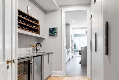 Modern Pantry. Grove Avenue by Samantha Heyl Studio.