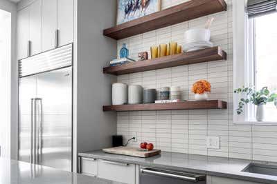 Modern Kitchen. Grove Avenue by Samantha Heyl Studio.