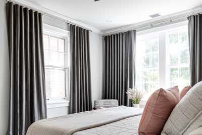 Modern Bedroom. Grove Avenue by Samantha Heyl Studio.