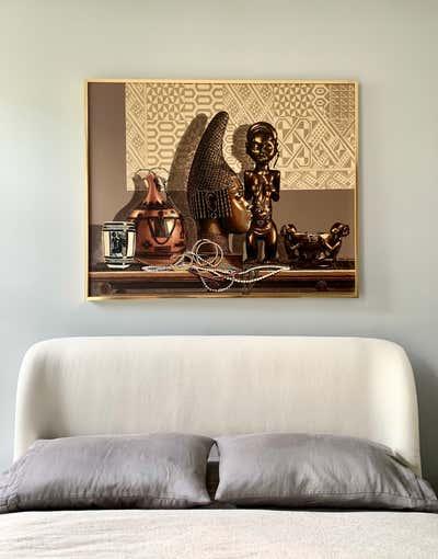 Art Deco Bedroom. Macon Street by Samantha Heyl Studio.