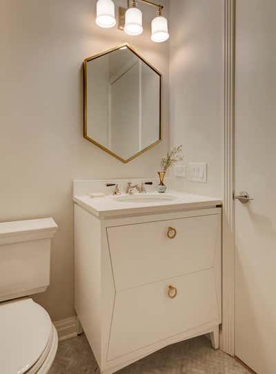 Contemporary Bathroom. Jefferson by KitchenLab   Rebekah Zaveloff Interiors.