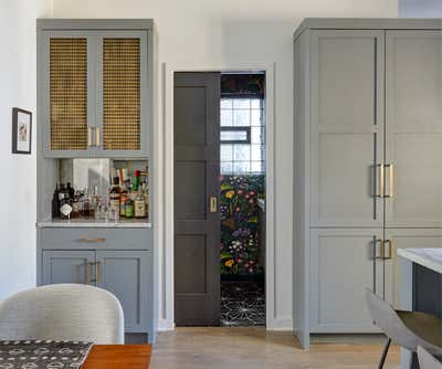 Transitional Family Home Open Plan. Churchill by KitchenLab | Rebekah Zaveloff Interiors.