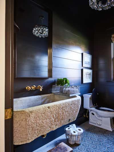 Coastal Bathroom. OSTERVILLE, MA by Jaimie Baird Design.