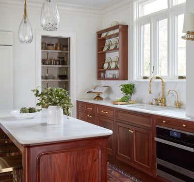 Preppy Kitchen. Jackson by KitchenLab   Rebekah Zaveloff Interiors.