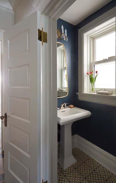 Contemporary Bathroom. Wellington by KitchenLab   Rebekah Zaveloff Interiors.