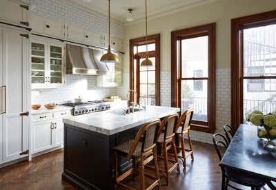 Craftsman Kitchen. Webster by KitchenLab   Rebekah Zaveloff Interiors.