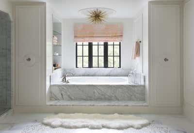 Transitional Bathroom. Cherry Hills Charmer by Andrea Schumacher Interiors.