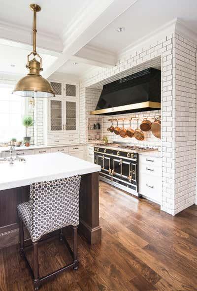 Transitional Kitchen. East Grand Rapids by KitchenLab   Rebekah Zaveloff Interiors.