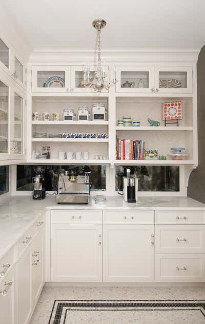 Transitional Pantry. East Grand Rapids by KitchenLab   Rebekah Zaveloff Interiors.