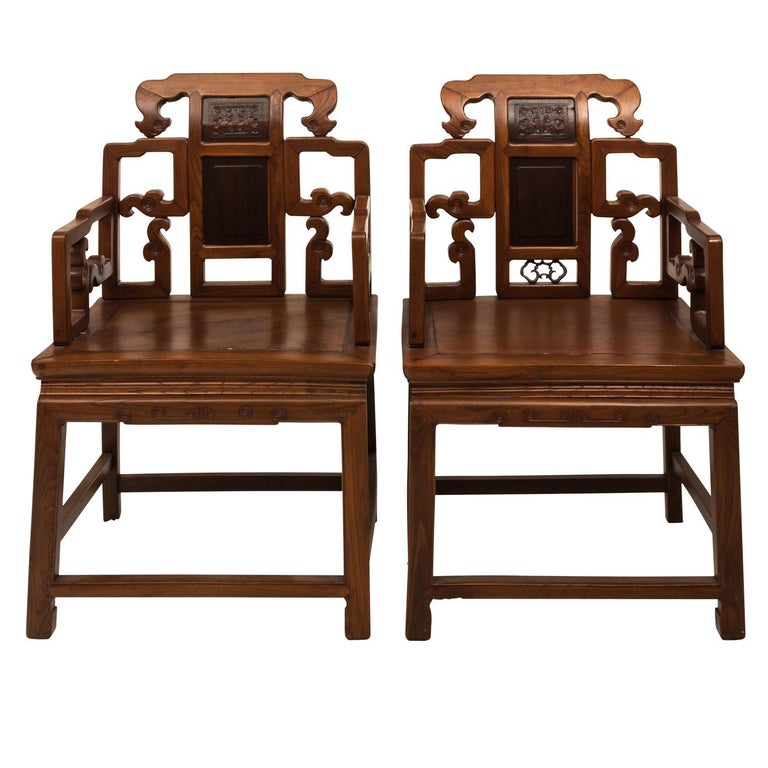 Traditional Chinese Alter Chairs For Sale At 1stdibs