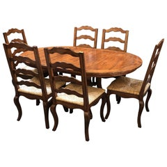 Traditional Expansion Dining Set by Sunrise Home