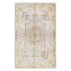 17th Century Traditional French Savonnerie Style Rug