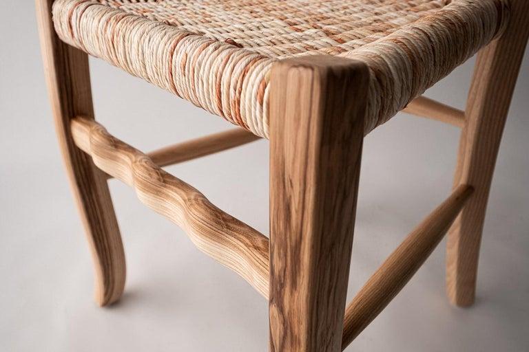 Rope Traditional Italian Ashwood Chair