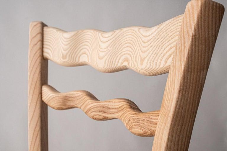 Traditional Italian Ashwood Chair
