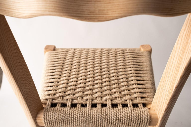 Contemporary Traditional Italian Wooden Chair