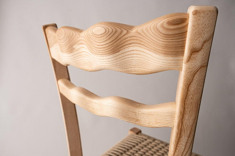 Traditional Italian Wooden Chair