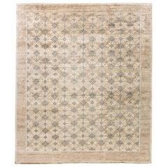Traditional Oriental Inspired Samarkand Rug