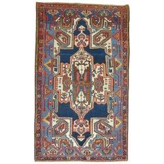 Traditional Persian Bakhtiari Rug