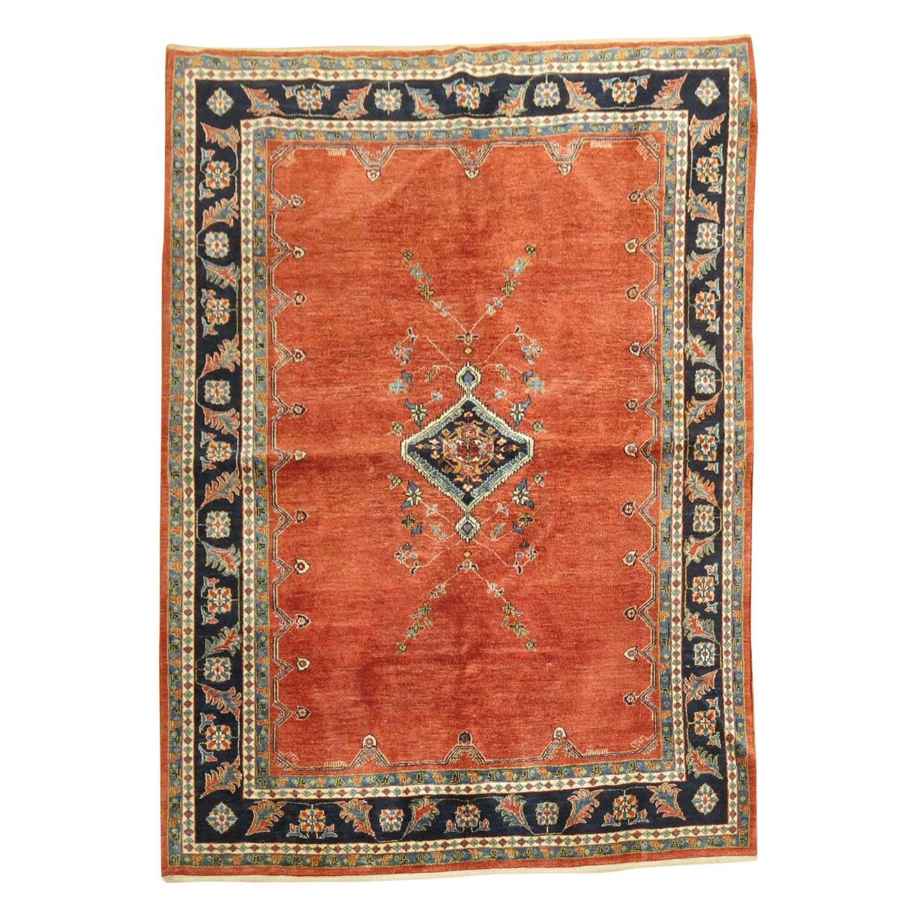 Traditional Persian Bidjar Rug