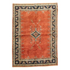 Traditional Persian Bidjar Rug