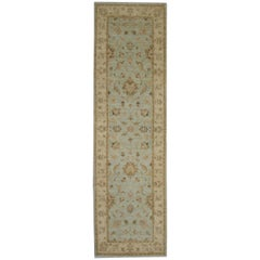 Oriental Rug, Handmade Carpet Green Stair Runner Rug Area, Afghan Rug