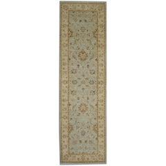 Traditional Rugs, Carpet Runners of Rugs Area, Afghan Rugs, Green Runner Rug