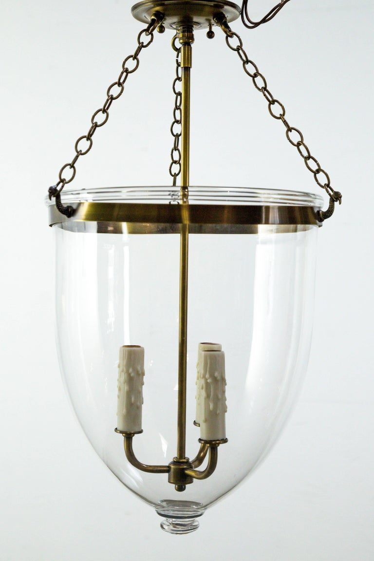 Traditional Style Contemporary Bell Jar For Sale 3