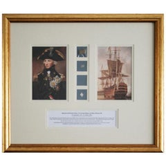 Trafalgar Collection of Antique Lord Nelson & HMS Victory Artefacts