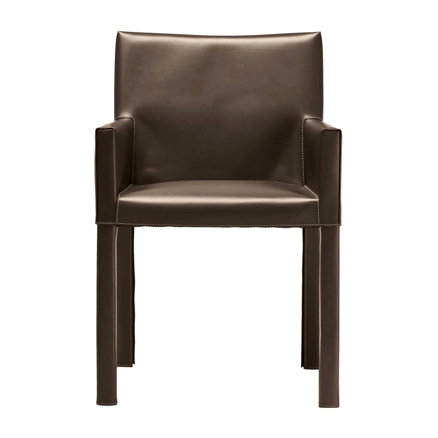 Trama Chair with Armrests