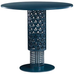 Trame Blue Table