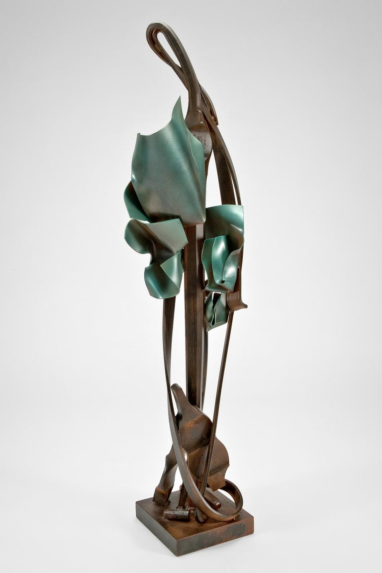 American Transient Reference Sculpture by Albert Paley For Sale