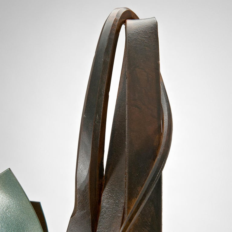Hand-Crafted Transient Reference Sculpture by Albert Paley For Sale