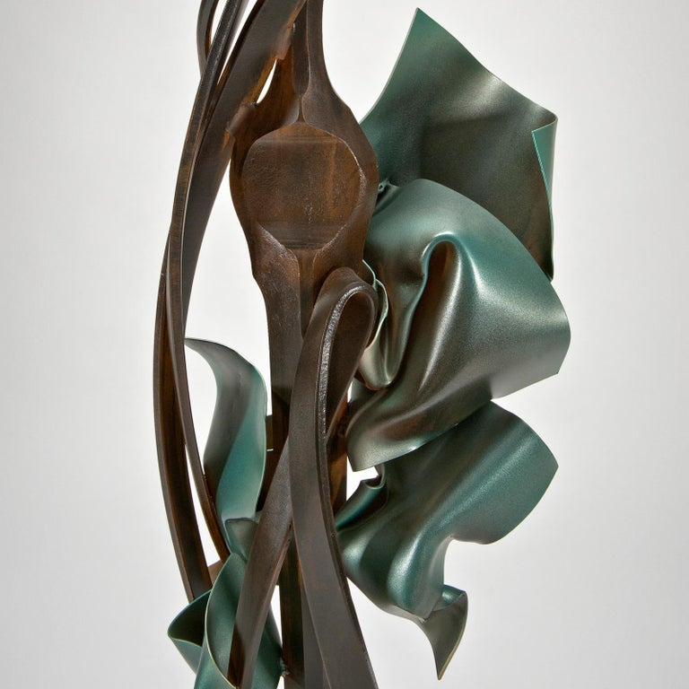 Contemporary Transient Reference Sculpture by Albert Paley For Sale