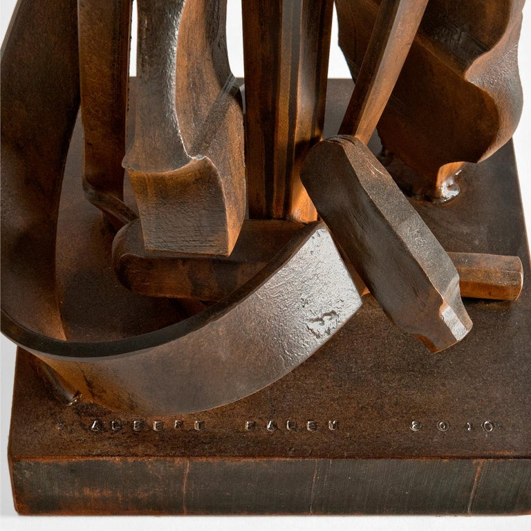 Transient Reference Sculpture by Albert Paley For Sale 1