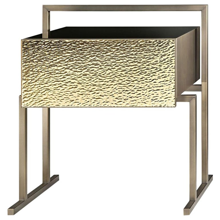 Transition Nightstand For Sale