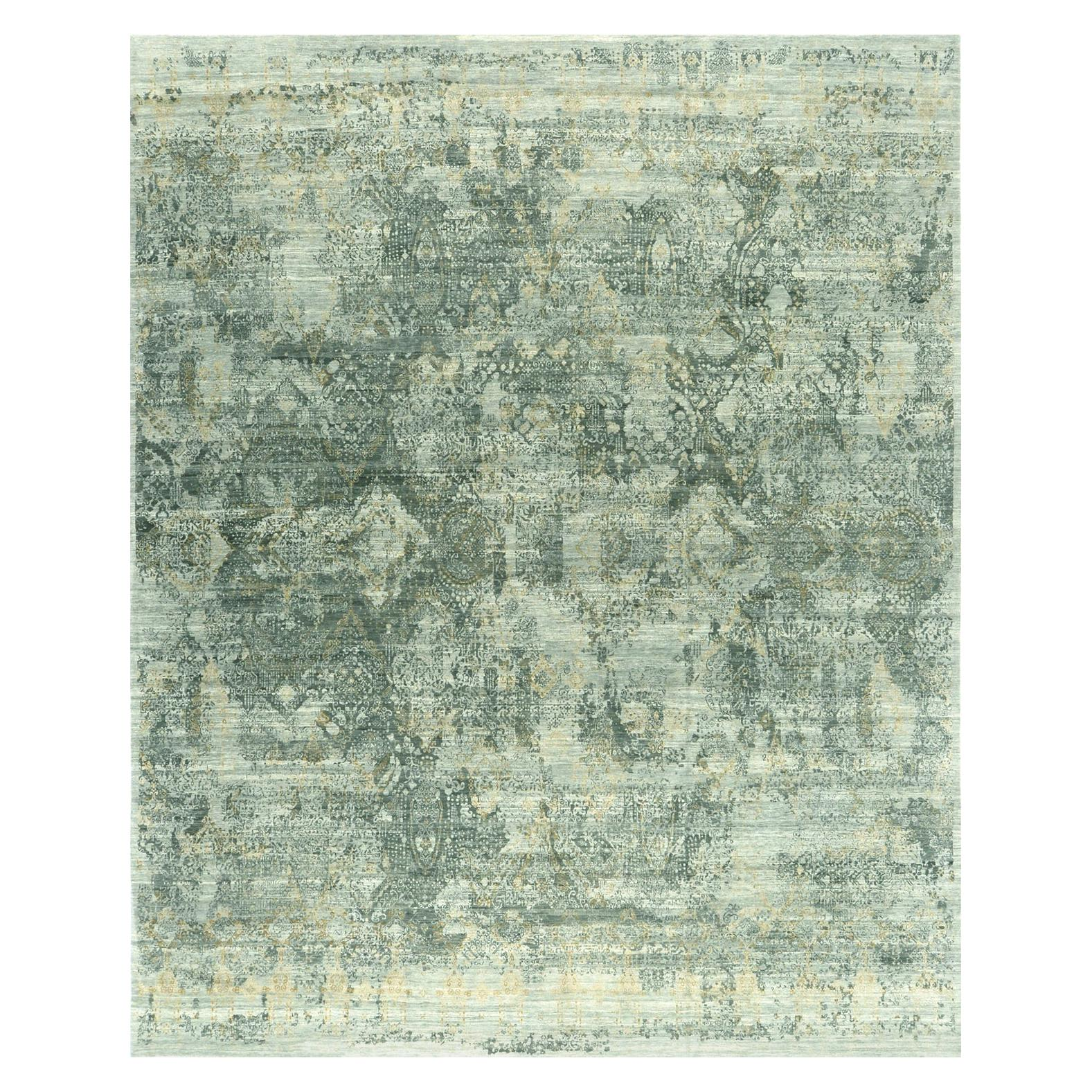 Transitional Design Rug Allure Fiore by Mehraban Rugs
